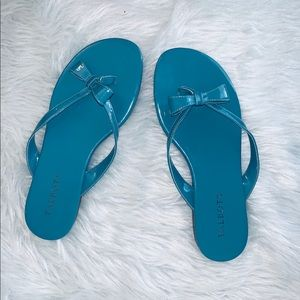 Talbots Flip Flop Thong Sandals Great Condition
